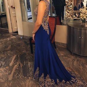 Dresses - Blue Dress